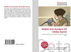 Capa do livro de Mobile Suit Gundam 00 (Video Game)