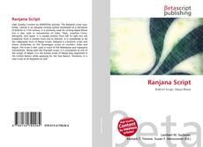 Bookcover of Ranjana Script