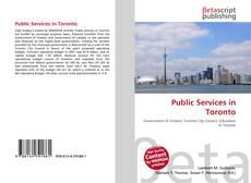 Public Services in Toronto的封面