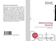 Bookcover of Alfred Cumming (General)