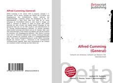 Capa do livro de Alfred Cumming (General)