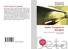 Bookcover of Public Transport in Shanghai