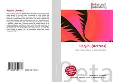Portada del libro de Ranjini (Actress)