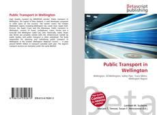 Bookcover of Public Transport in Wellington