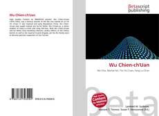 Wu Chien-ch'Uan kitap kapağı