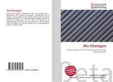 Bookcover of Wu Chongyin