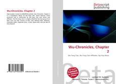 Wu-Chronicles, Chapter 2的封面