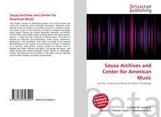 Couverture de Sousa Archives and Center for American Music