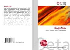 Buchcover von Ranjit Naik