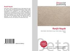 Portada del libro de Ranjit Nayak