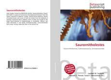 Capa do livro de Saurornitholestes