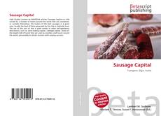 Bookcover of Sausage Capital