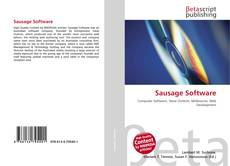 Bookcover of Sausage Software