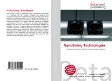 Bookcover of NanoString Technologies