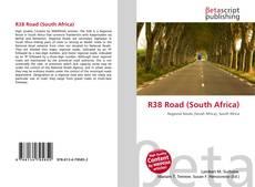 R38 Road (South Africa)的封面