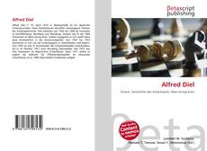 Bookcover of Alfred Diel