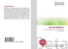 Buchcover von Alfred Dobbert