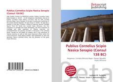 Portada del libro de Publius Cornelius Scipio Nasica Serapio (Consul 138 BC)