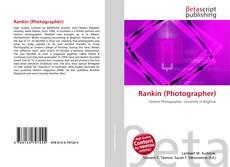 Обложка Rankin (Photographer)