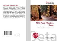 R363 Road (Western Cape) kitap kapağı