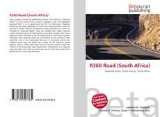 R360 Road (South Africa) kitap kapağı