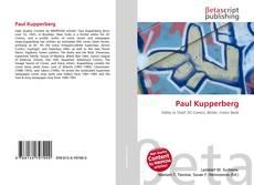 Bookcover of Paul Kupperberg