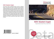 R351 (Eastern Cape)的封面
