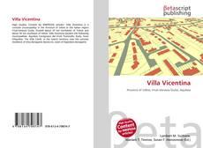 Bookcover of Villa Vicentina