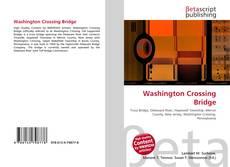 Bookcover of Washington Crossing Bridge