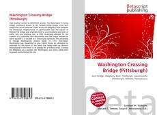Bookcover of Washington Crossing Bridge (Pittsburgh)