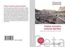 Copertina di Publius Cornelius Lentulus Spinther