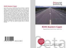 Buchcover von R345 (Eastern Cape)