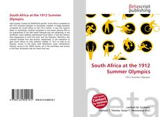 Bookcover of South Africa at the 1912 Summer Olympics