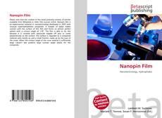 Bookcover of Nanopin Film