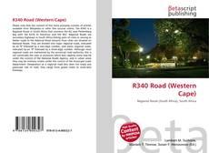 Buchcover von R340 Road (Western Cape)
