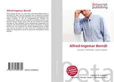 Portada del libro de Alfred-Ingemar Berndt