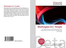 Washington D.C. Temple kitap kapağı