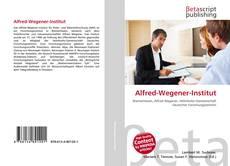 Bookcover of Alfred-Wegener-Institut