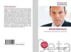 Portada del libro de Alfred Ebenhoch