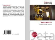 Обложка Nanorobotics