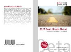 R320 Road (South Africa)的封面