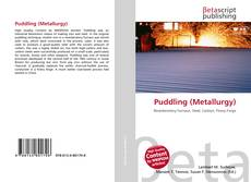 Bookcover of Puddling (Metallurgy)