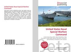 Bookcover of United States Naval Special Warfare Command