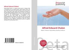Bookcover of Alfred Edward Chalon