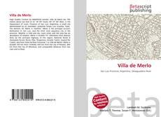 Villa de Merlo的封面
