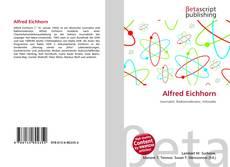 Capa do livro de Alfred Eichhorn