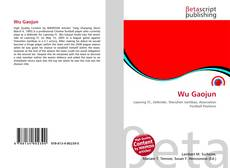 Wu Gaojun的封面