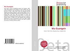 Bookcover of Wu Guangxin