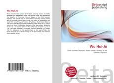 Buchcover von Wu Hui-Ju