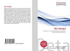 Bookcover of Wu Jianqui